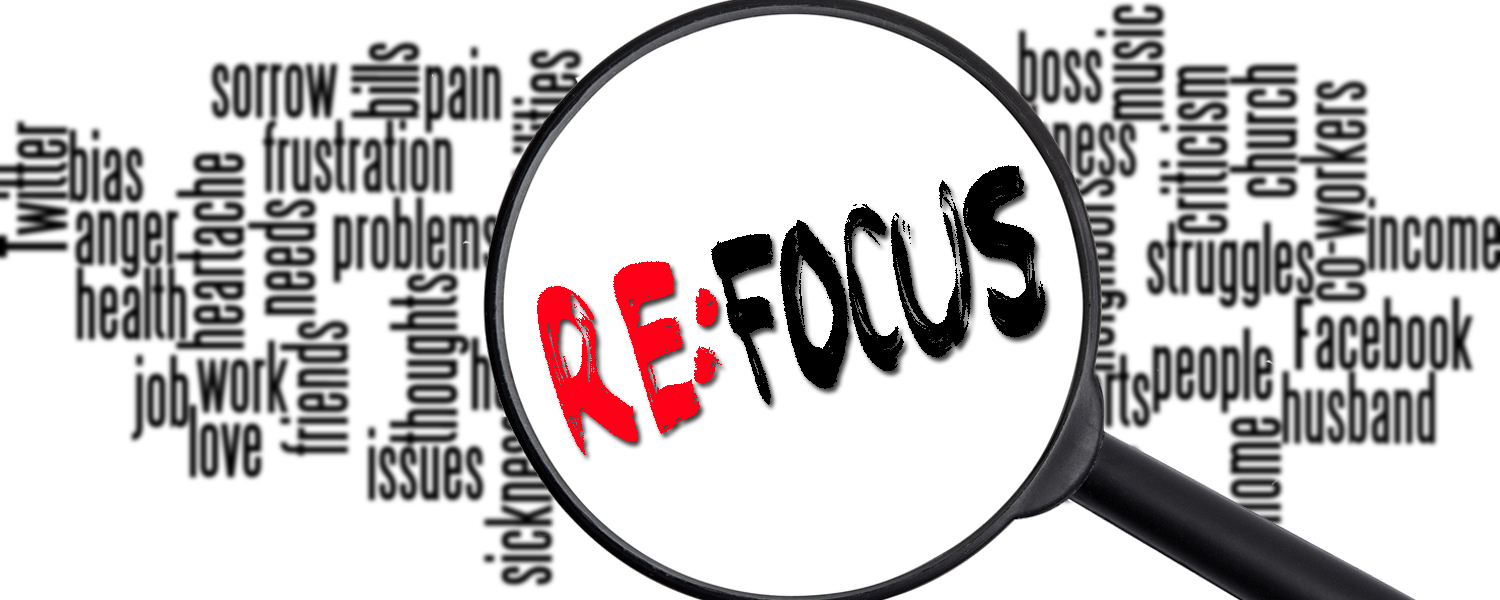 RE:FOCUS – Clear the Mechanism